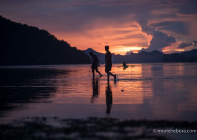 Taken in El Nido, the Philippines for Rosetta Sessions